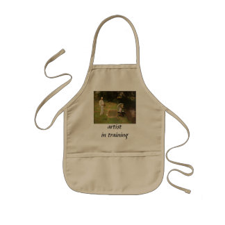 Dennis Miller Bunker Painting at Calcot by Sargent Kids Apron
