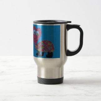Dennis Stainless Steel Travel Mug