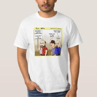 Dennisisms Comic Strip Tee Shirt
