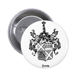 Denny Coat of Arms Pin