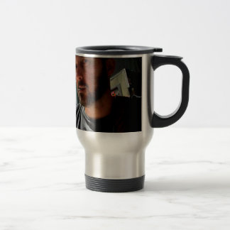 Denny DeMarchi in concert Stainless Steel Travel Mug