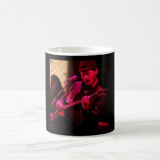 Denny DeMarchi Music Merchandise Basic White Mug