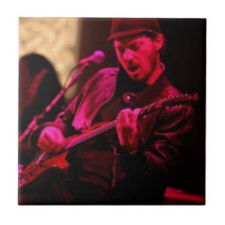 Denny DeMarchi Music Merchandise Small Square Tile