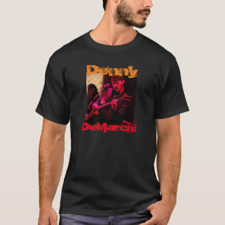 Denny DeMarchi Playing Guitar T-Shirt