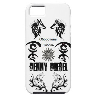 Denny Diesel iPhone 5 Case
