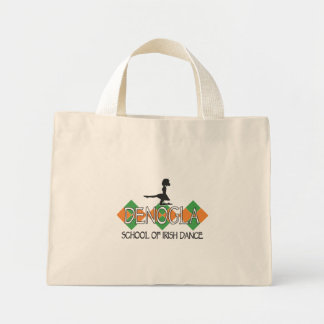 DeNogla Logo Mini Tote Bag