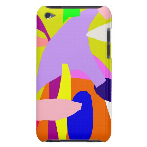 Density Time Consuming Rainforest Animals Barely There iPod Cases