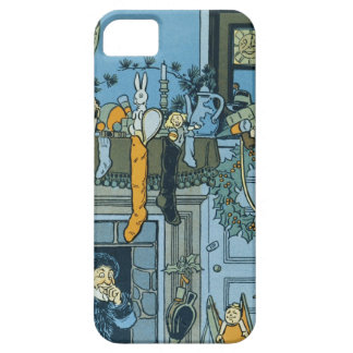 Denslow's Night Before Christmas Illustration Barely There iPhone 5 Case