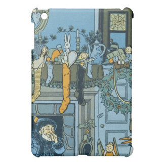 Denslow's Night Before Christmas Illustration iPad Mini Cover