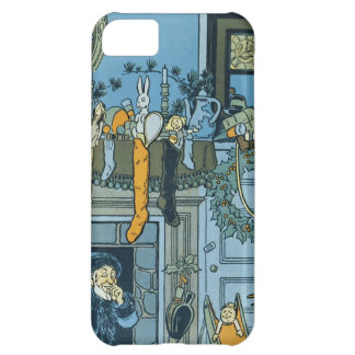 Denslow's Night Before Christmas Illustration iPhone 5C Case