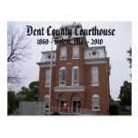 Dent County Courthouse, 1860 - Salem, Mo. ...
