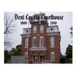 Dent County Courthouse, 1860 - Salem, Mo. ...