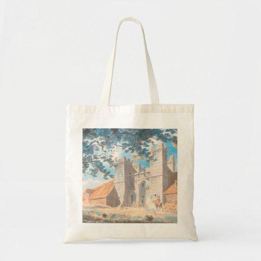 Dent de Lion Margate Joseph  William Turner art Tote Bag