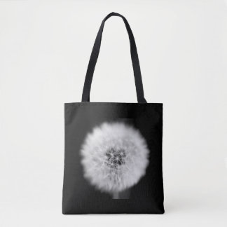 Dent de lion tote bag