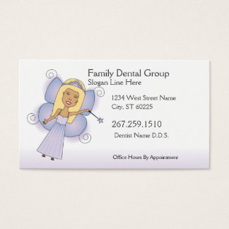 Dental Appointment Card and Business Card