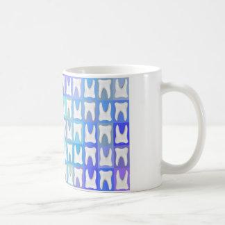 Dental art coffee mugs