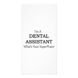 DENTAL ASSISTANT PHOTO CARDS