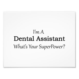 Dental Assistant Art Photo