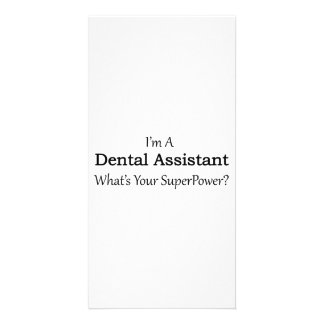 Dental Assistant Photo Greeting Card