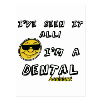 Dental Assistant Postcard