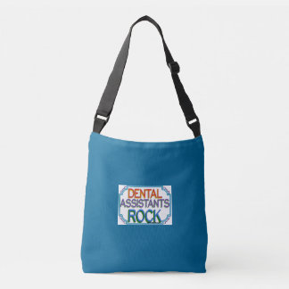 Dental Assistants Rock Crossbody Bag