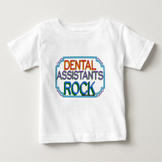 Dental Assistants Rock Tee Shirts