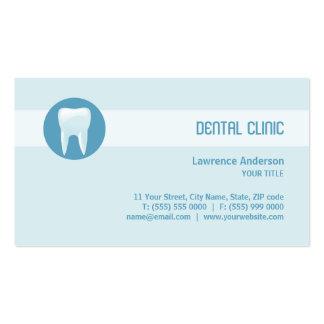 Dental Clinic / Dentist business card