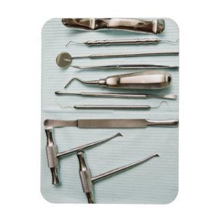 Dental Equipment Rectangular Photo Magnet