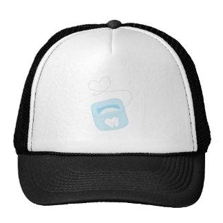 Dental Floss Hat