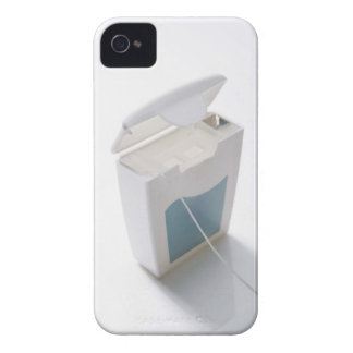 Dental floss iPhone 4 Case-Mate cases