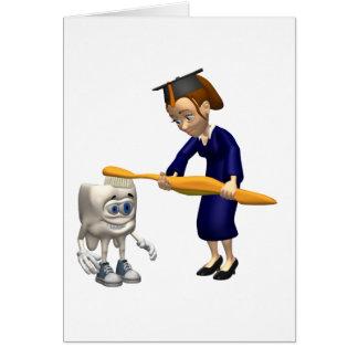 Dental Hygiene or Dentist Graduation Gifts Card
