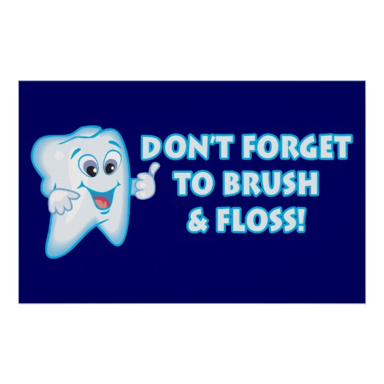 Dental Hygiene Posters