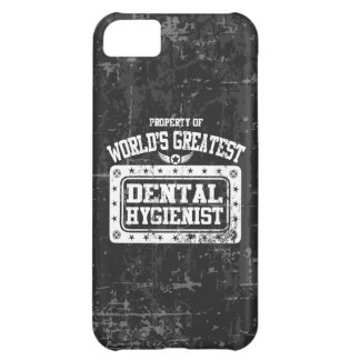 Dental Hygienist Case For iPhone 5C