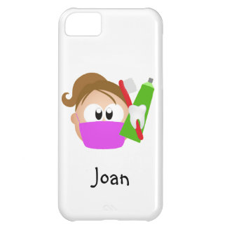 Dental Hygienist Cover For iPhone 5C