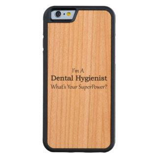 Dental Hygienist Cherry iPhone 6 Bumper