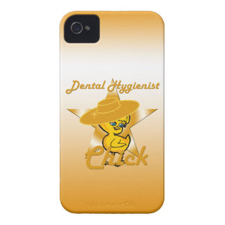 Dental Hygienist Chick #10 iPhone 4 Covers
