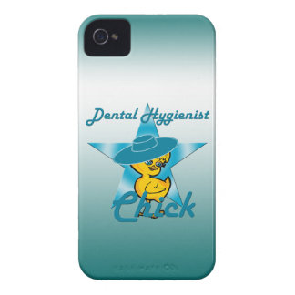 Dental Hygienist Chick #7 iPhone 4 Case-Mate Case