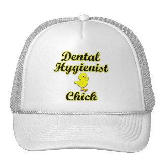 Dental Hygienist Chick Cap
