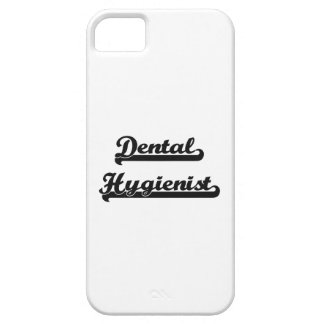 Dental Hygienist Classic Job Design iPhone 5 Cases