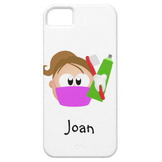 Dental Hygienist iPhone 5 Cover