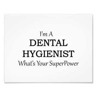 DENTAL HYGIENIST ART PHOTO