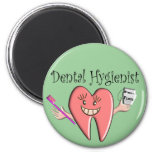 Dental Hygienist T-shirts & Gifts Magnets