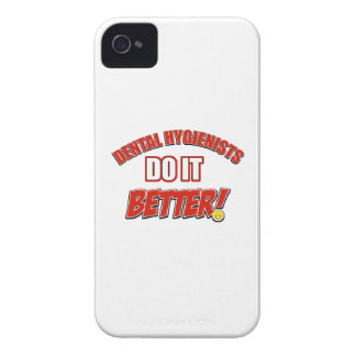 dental Hygienists do it better Case-Mate iPhone 4 Case