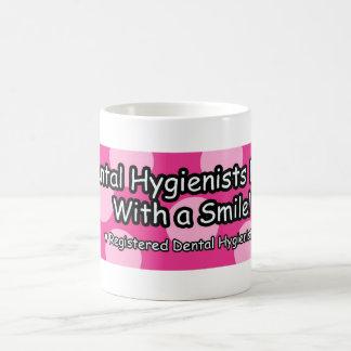 Dental Hygienists Do It With a Smile Coffee Mug