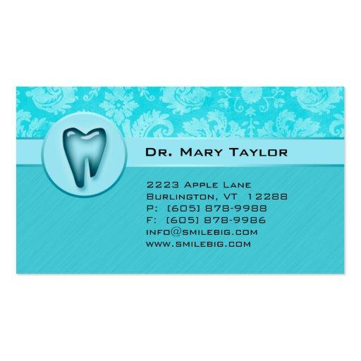 Premium Dental Business Card Templates