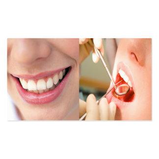 Dental Practice Business Card