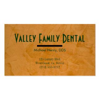 Dental Practice Business Cards