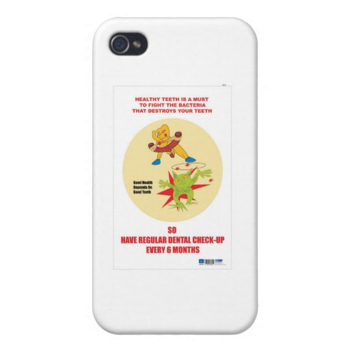Dental practice Promotional gifts iPhone 4 Case
