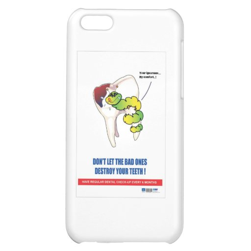 Dental practice Promotional gifts iPhone 5C Case