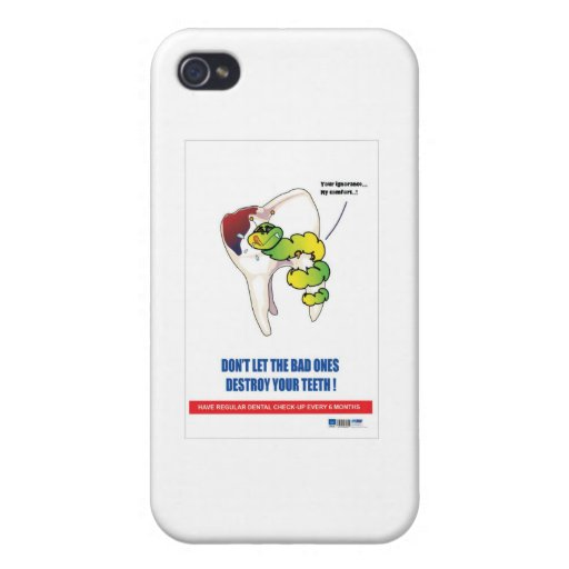 Dental practice Promotional gifts iPhone 4 Cover